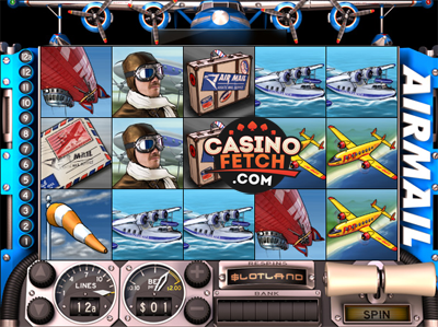 Airmail Slot