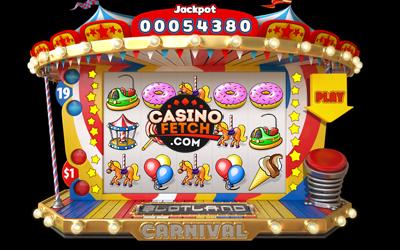 Carnival Progressive 3D Video Slots Review At Scotland Casino
