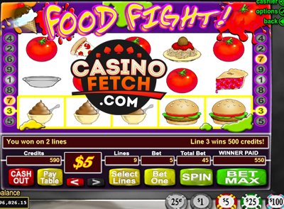 Desert Kingdom Slot Machine - Play RTG Casino Games Online
