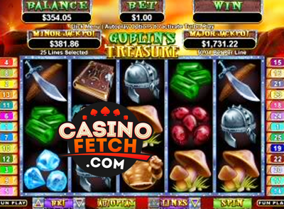 Goblins Treasure Slot