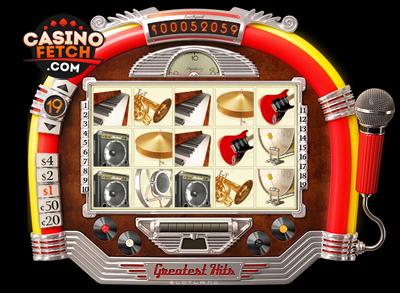 Greatest Hits 3D Progressive Video Slots Review At Slotland Casino