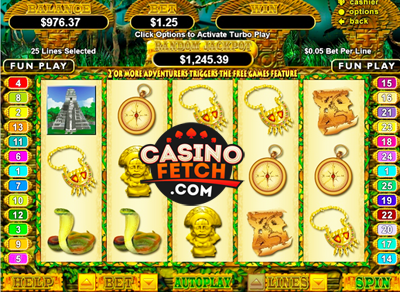 Hidden Riches Slot