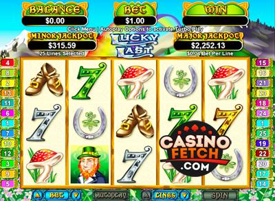 Lucky Last Slot