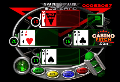 Space Jack Progressive 3D Video Slots Review At Slotland Casino