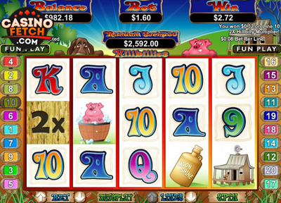 Bank On It US Progressive Video Slot Machine Review At RTG Casinos