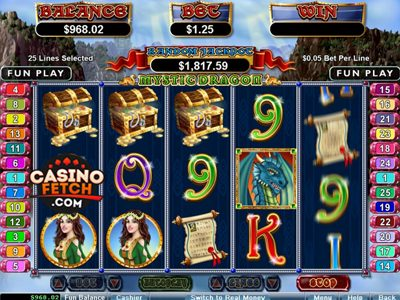 Spin to win slots and sweepstakes