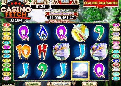 Megasaur 3D Online Slots Machine Review At RTG Casinos