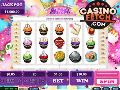 Bunko Bonanza Video Slots Review At RTG Casinos