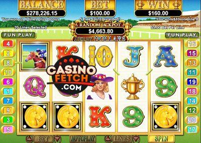 Derby dollars slot machine online rtg Atayurt