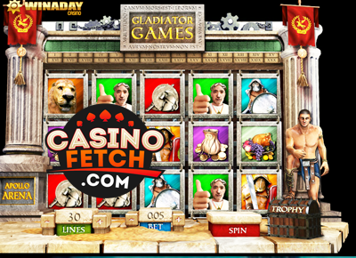 WinADay Slots - Play Free WinADay Slot Games Online