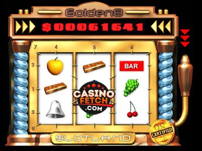 Golden 8 Progressive 3D Video Slots Review At Slotland Casino