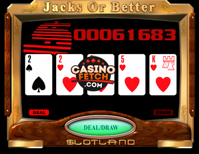 Video Slots Jacks Or Better
