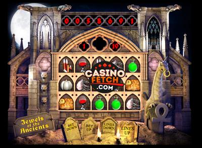 Jewels Of The Ancients 3D Slots Review At Slotland Casino