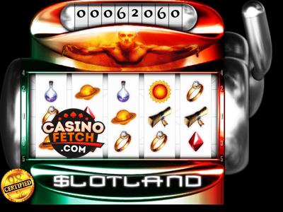 Magic Progressive 3D Video Slots Review At Slotland Casino