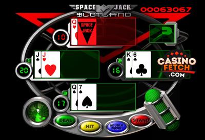 Space Jack Progressive 3D Video Slots Review At Slotland Casino