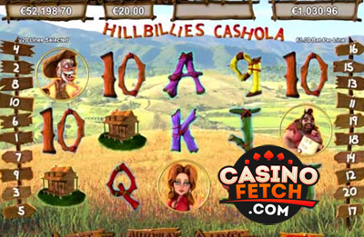 Hillbillies Cashola Slot - Play for Free or Real Online