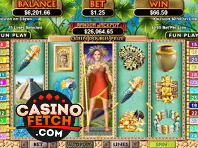 Mayan Queen™ Slot Machine Game to Play Free in Realtime Gamings Online Casinos