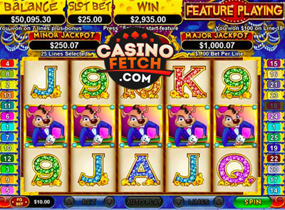 Mice Dice Video Slot Game Reviews At US Casinos