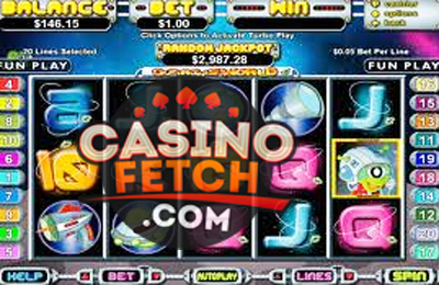 Outta This World Video Slots Game Reviews At US Casinos