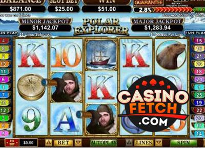 Polar Explorer RTG Slots Reviews At Real Money USA Casinos
