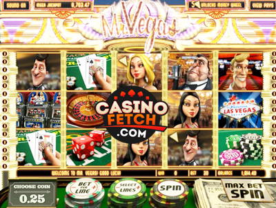 Mr. Vegas Video Slots Game Reviews At USA Online Casinos