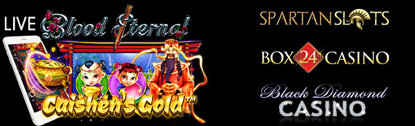 Will Blood Eternal Slots Live To Its Title
