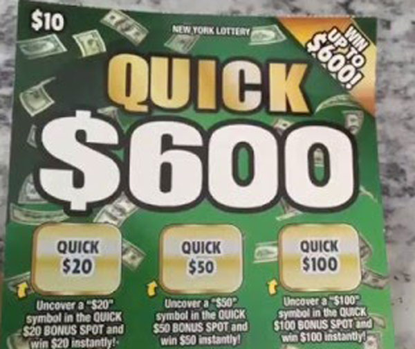 Winning Lottery Scratch Card Stolen By Florida Court Clerk?